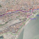 Este será el recorrido del nuevo carril bici de Santander