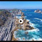 La costa de Cantabria sí que es infinita