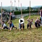 Rayando el palo en Valvanuz