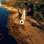 El embalse del Ebro está sediento