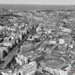El Santander antiguo a vista de pájaro. Encuentra las diferencias con el actual