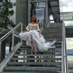 Una novia en el Centro Botín