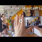 Larga vida al folclore cántabro: panderetucas en Olea
