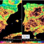 Así se está quedando Cantabria y España tras tres años de sequía