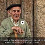 Cirilo nos cuenta cómo se vivía en Picos de Europa hace casi cien años