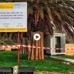 Comienza la construcción de los espigones de Peligros y La Magdalena