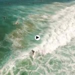 Día de surf en Canallave