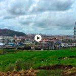De Cacicedo a Santander por el 1º de Mayo