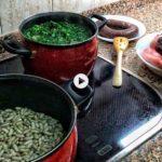 Así se hace un cocido montañés en casa de El Tomavistas