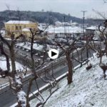 ¿Vienes de paseo por Santander nevada? Regalos que nos da la vida