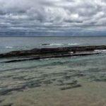 Las transparentes aguas del Sardinero