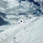 Esquí de travesía por Alto Campoo