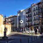 Por las calles de Santander a las 9 de la mañana