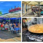 Un aperitivo y una comida en el Barrio Pesquero