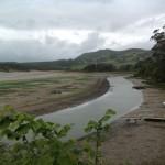 Marea baja en la ría del Pas