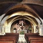 La iglesia del Cristo se construyó sobre una terma romana