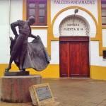 La plaza de toros de Cuatro Caminos tuvo dos antecesoras
