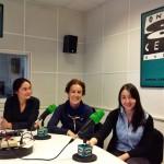 María, Teresa y Alicia, las voces femeninas de Onda Cero