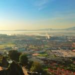 ¡Vaya vistas desde Peñacastillo!