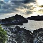 Saltando entre las rocas de San Juan de la Canal