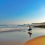 A cabalgar las olas