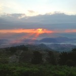 Ver salir el sol desde 569 metros
