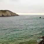 En la isla del Castro de Covachos se hundió un galeón inglés