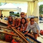 Santander en Boga, unos locos del remo y las embarcaciones antiguas