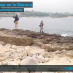 De pesca en La Maruca