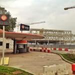La gasolinera del Centro Botín, de surtidor a cafetería