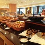 Un #desayunotuitero por la patilla en el hotel Santemar