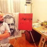 Omer Ilksen trae desde Estambul su arte total
