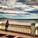 Mirando al mar soñé…