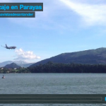 Aterrizaje en Parayas