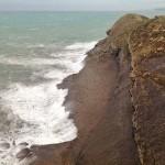 Cabo Menor por delante y Cabo Mayor por detrás