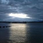 El cielo se abre sobre la isla de la Torre