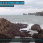 Mirando a la Virgen del Mar