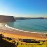 Elige la vista que prefieras de la playa de Los Locos