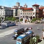 Santander fue ciudad de trolebuses