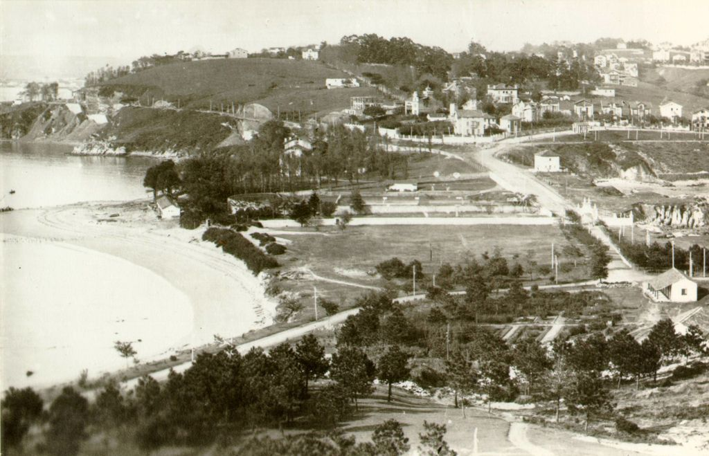 1912 - Paseo Perez Galdos y Reina Victoria
