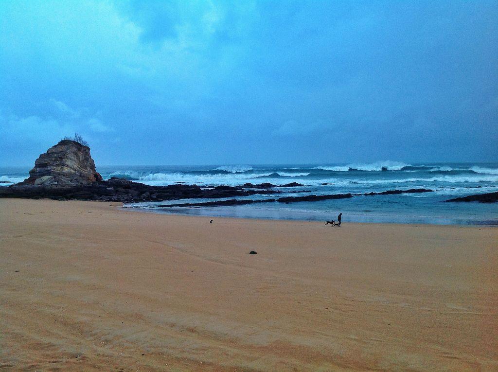 lluvia-playa-camellos-paseo-perros-santander