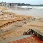 Un nuevo río desemboca en el Sardinero