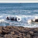 Caricias de la mar