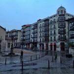Postales de Santander: Cañadío un día de lluvia