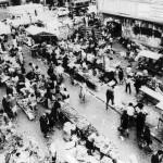 El mercado de la Esperanza tiene una salud de hierro a sus 110 años