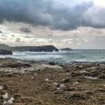 Nubarrones en la Virgen del Mar