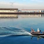 Navegar por la bahía
