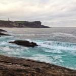 Un buenos días desde Cabo Menor