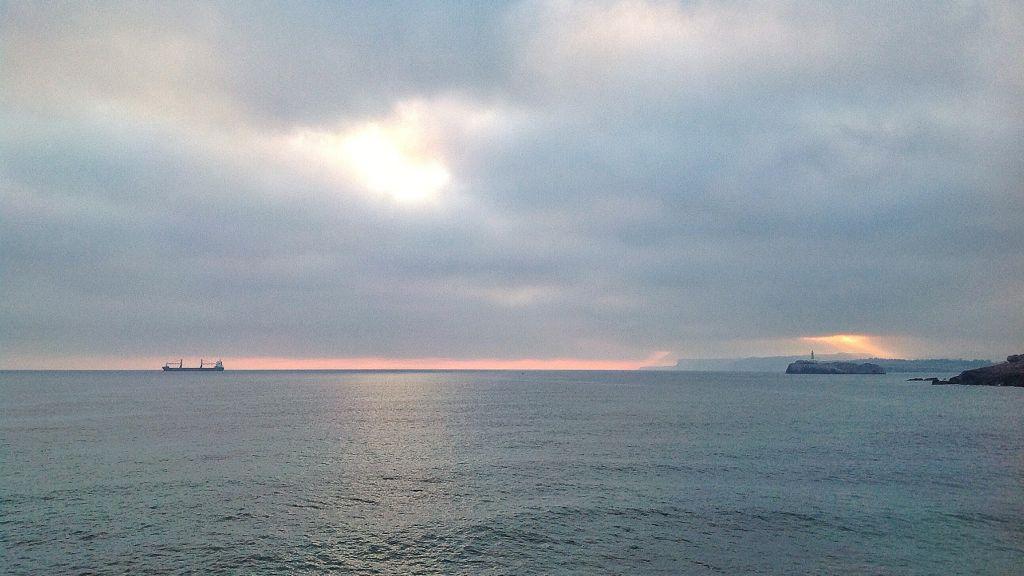 horizonte-barco-santander-cantabria