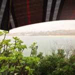 Primavera, mar y lluvia
